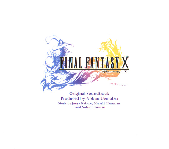 Game: final fantasy x [playstation 2, 2001, square] oc remix.